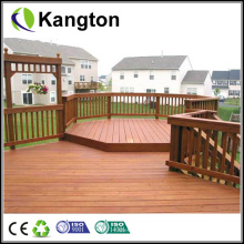 Decking do WPC Decking do Boardwalk Decking do composto WPC de WPC (decking do WPC)